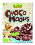 Eden Choco Moons ropogós BIO gabonapehely kakaóval   375g