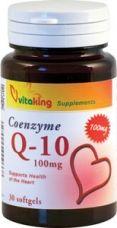 Koenzim Q10 gélkapszula 100mg-os 30db /Vitaking/