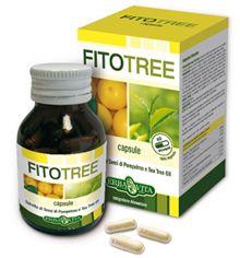 FitoTree - Paraziták, gombák ellen 60db, mikrokapszulázott formula