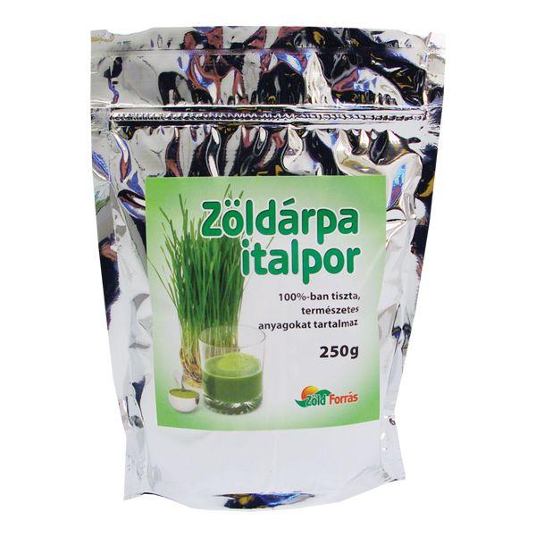 Zöldárpa italpor 250g /NaturPiac/