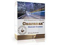 Guaranax™ - Guarana, Standardizált növényi koffein kapszula 60db