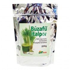 Búzafű italpor 250g /NaturPiac/