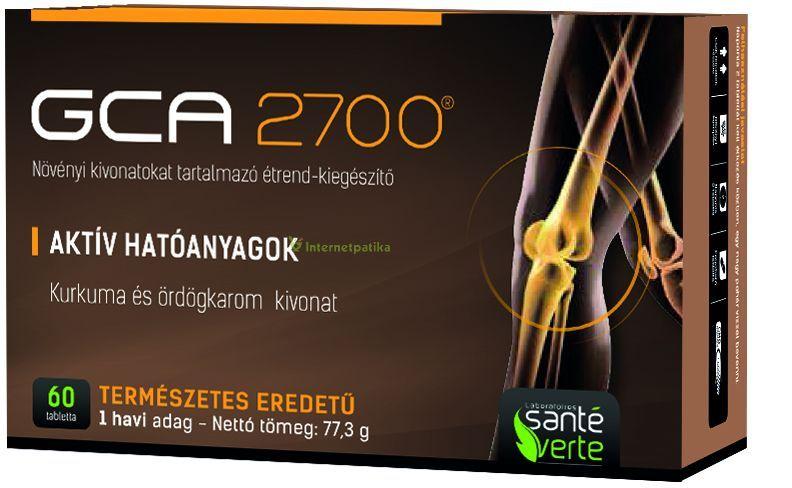 GCA 2700 60db tabletta