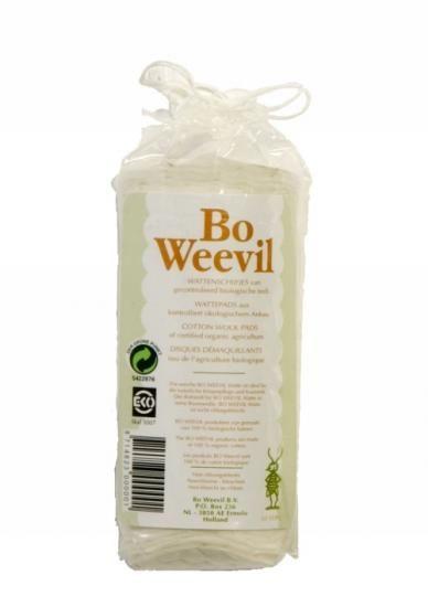 Bo Weevil Sminkvatta lapok - Natúr; 50 db
