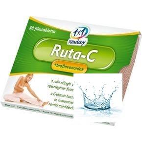1x1 Vitaday Ruta - C-vitamin komplex tabletta 30 db