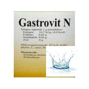 Gastrovit N Vitamin Por 50 g