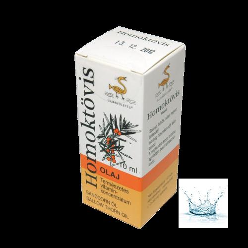 Homoktövis húsolaj cseppek 10 ml /Sanddorn/