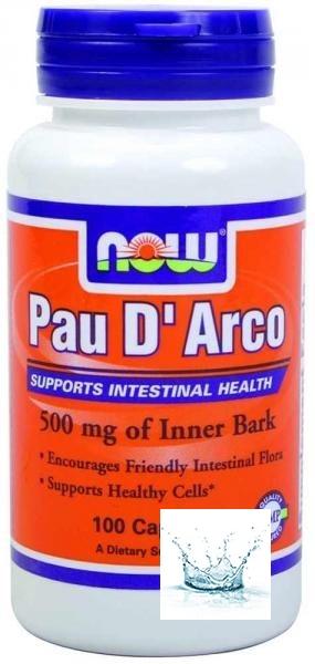 Now Pau D'Arco kapszula 100 db