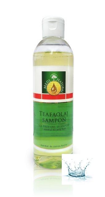 MediNatural Teafaolaj Sampon 250ml