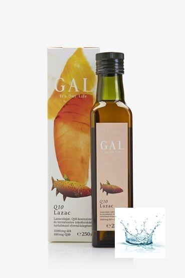 Lazacolaj Q10-es 250ml GAL /Paleolit/