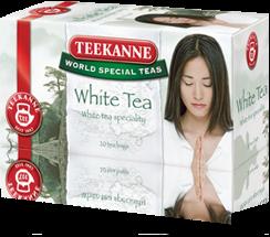 Teekanne White Tea 20 filter