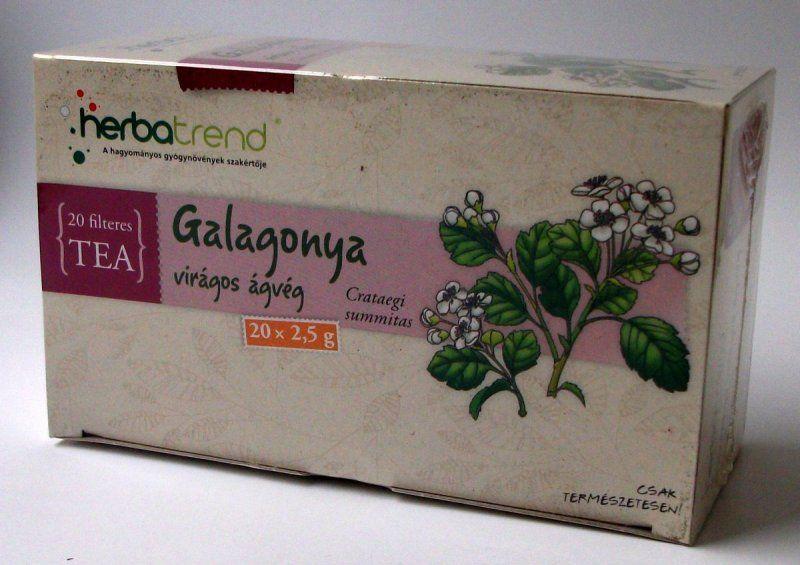Herbatrend Galagonya Tea 20 filter