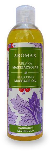 Aromax Masszázsolaj Relaxa 250ml