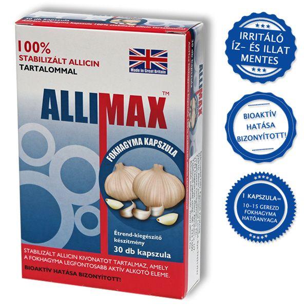 Allimax Kapszula 90db