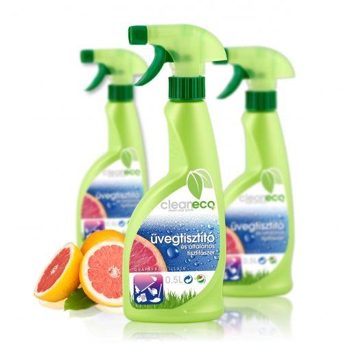 Cleaneco Üvegtisztító 0.5L