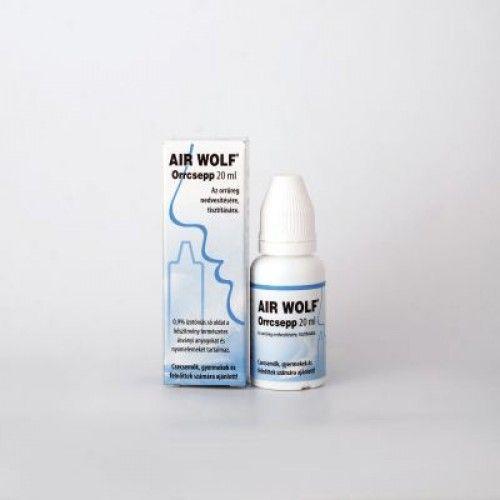 Air Wolf Orrcsepp 20ml
