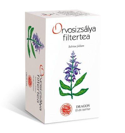 Bioextra Orvosi Zsálya Filtertea 25db