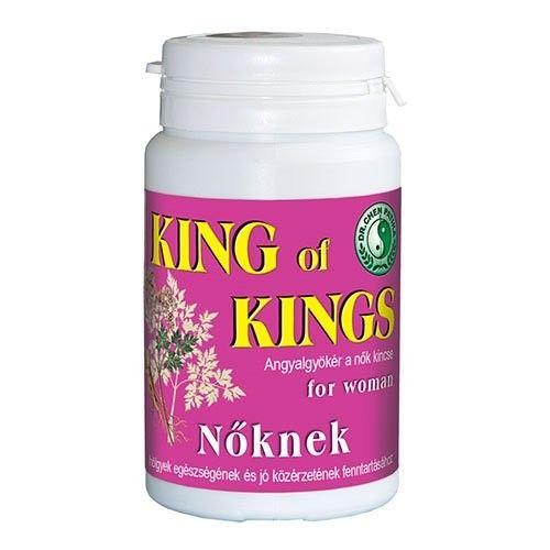 Dr.Chen King Of Kings Női Kapszula 50db