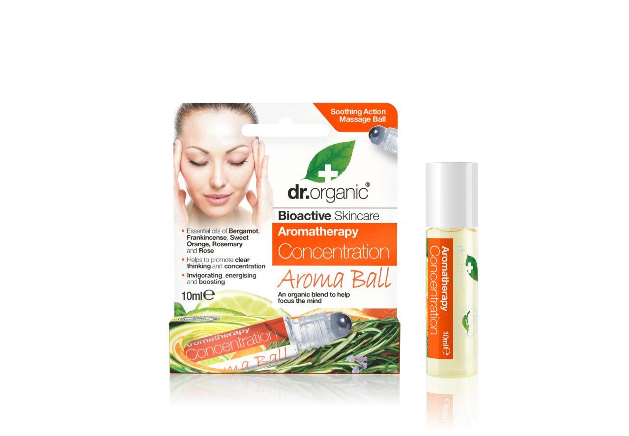 Dr. Organic Fókuszálás Aroma Ball 10ml