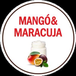 Hideg Nyalat Mangó & Maracuja jégkrém (paleo, vegán, gluténmentes, tejmentes) 1000 ml