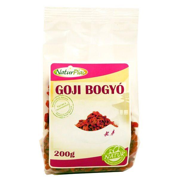 Goji bogyó (Lycium barbarum) 200g /Naturpiac/