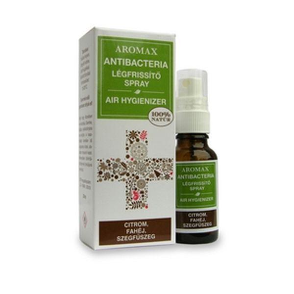 Aromax Antibacteria Citrom-Fahéj-Szegfűszeg Spray 20ml