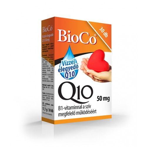 BioCo Q10 50mg Kapszula 30db