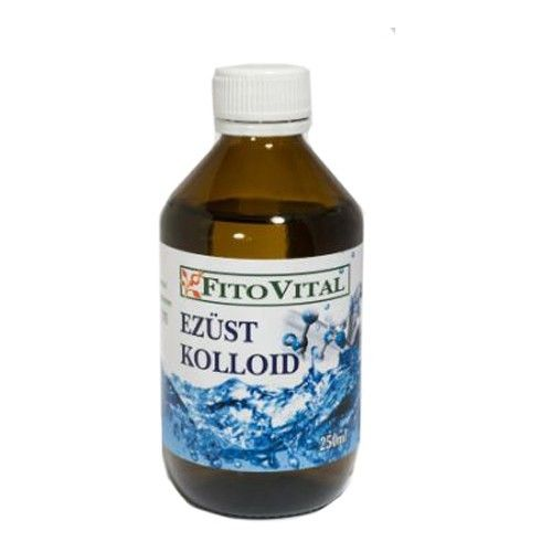 FitoVital Ezüstkolloid 25PPM 250ml