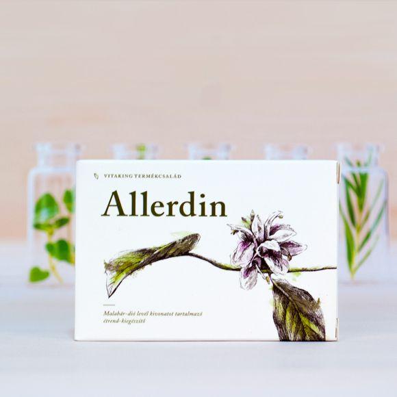 Vitaking Allerdin 45 tabletta
