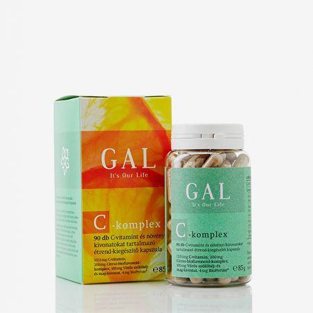 GAL C-komplex 90 kapszula