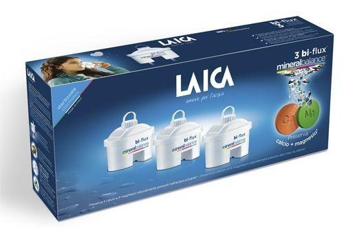Laica Mineral Balance Bi-Flux Vízszűrőbetét 3db