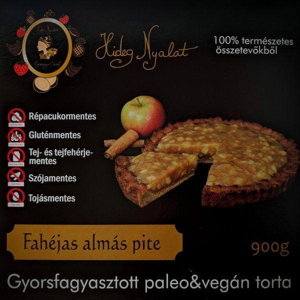 Hideg nyalat Fahéjas almás pite 900g -GYORSFAGYASZTOTT
