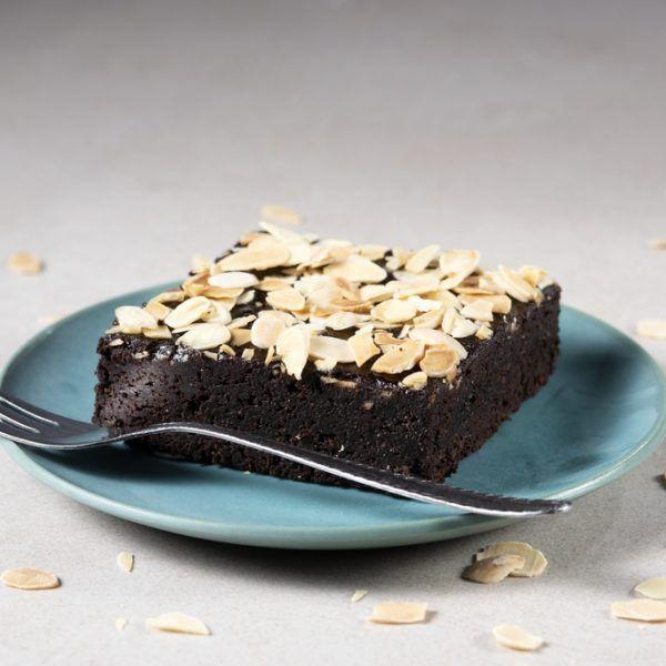 Hideg Nyalat paleo és vegán Narancsos Brownie sütemény 100g -GYORSFAGYASZTOTT