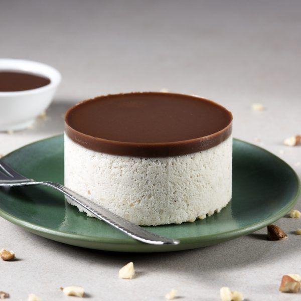 Hideg Nyalat paleo és vegán Piemonti mogyorós sajttorta sütemény 100g -GYORSFAGYASZTOTT