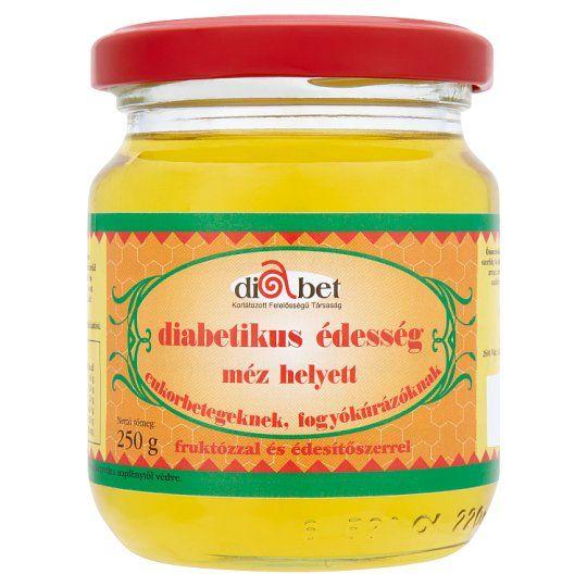Diabet diabetikus édesség méz helyett 250g - biowebaruhaz.hu
