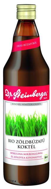 Dr.Steinberger Bio Zöldbúzafű koktél 750ml