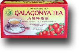 Dr.Chen Galagonya tea 2gx20db filter